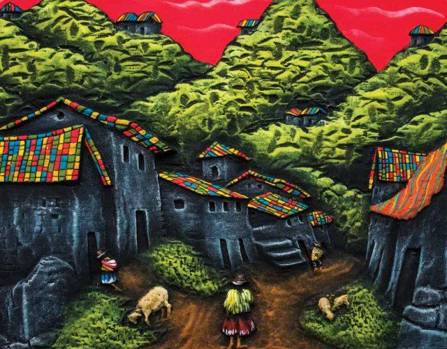 Fotografía para calendarios Gráficas Andina